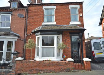 Thumbnail 4 bed town house for sale in Mount Pleasant, Newcastle-Under-Lyme