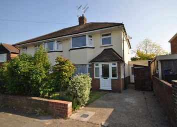 Thumbnail 4 bed semi-detached house to rent in Pilgrims Way, Canterbury