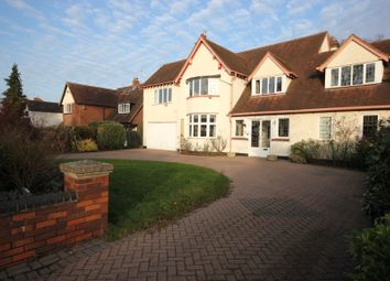 Thumbnail 6 bed detached house for sale in Broad Oaks Road, Solihull