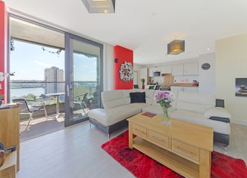 Thumbnail 2 bed flat for sale in Connaught Heights, Agnes George Walk, Royal Docks