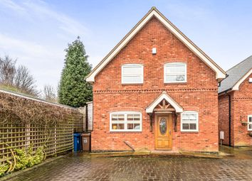 Thumbnail 3 bed detached house for sale in Pike Lane, Armitage, Rugeley