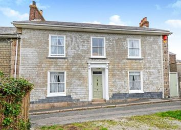 Thumbnail 4 bed end terrace house for sale in Redruth, Cornwall, U.K.
