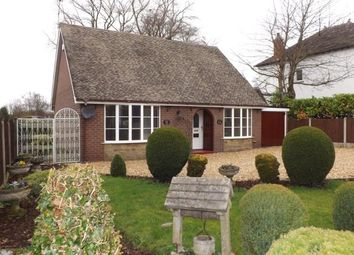 Thumbnail 4 bed bungalow for sale in Lawton Road, Alsager, Stoke-On-Trent, Cheshire