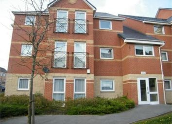 Thumbnail 2 bed flat to rent in Thackhall Street, Coventry, West Midlands