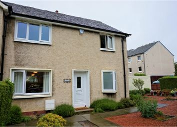 Thumbnail 3 bed semi-detached house for sale in Durar Drive, Edinburgh