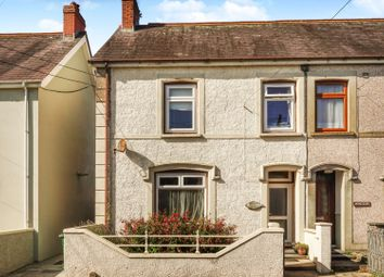 Thumbnail 3 bedroom semi-detached house for sale in Clunderwen, Clynderwen