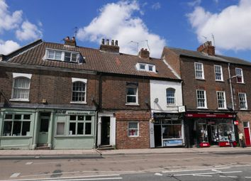 Thumbnail 1 bedroom flat to rent in Fishergate, York, North Yorkshire