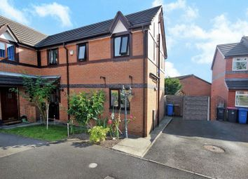 Thumbnail 3 bedroom semi-detached house for sale in Wood Cottage Close, Walkden, Manchester