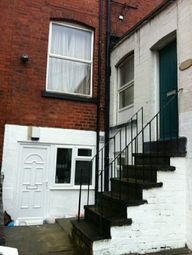 Thumbnail 1 bedroom terraced house to rent in Royal Park Terrace, Leeds