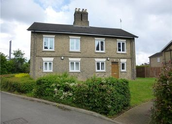 Thumbnail 2 bed flat to rent in Abbeyfields Fletton Avenue, Peterborough