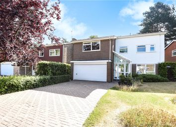 Thumbnail 4 bedroom detached house for sale in Ridge Hall Close, Caversham Heights, Reading