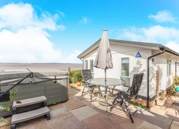 Thumbnail 2 bed mobile/park home for sale in Sandbanks, Walton Bay, Clevedon