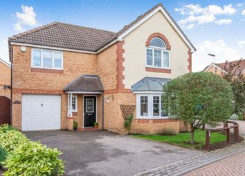 Thumbnail 4 bedroom detached house for sale in Balmoral Drive, Methley, Leeds