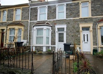 Thumbnail 2 bed terraced house for sale in Forest Avenue, Fishponds, Bristol