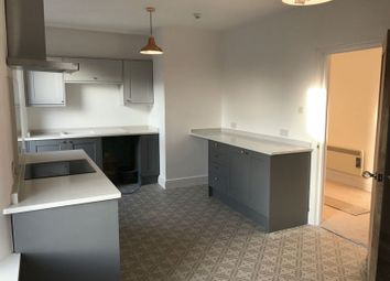 Thumbnail 2 bed flat to rent in Old Church Road, Clevedon