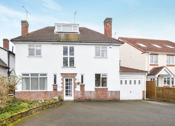 Thumbnail 6 bed detached house for sale in Braunstone Lane East, Leicester