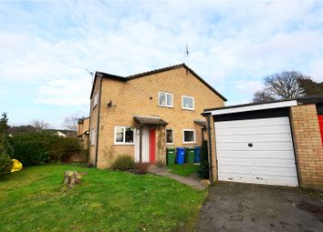 Thumbnail 1 bed terraced house to rent in Harvard Road, Owlsmoor, Sandhurst, Berkshire
