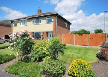 Thumbnail 3 bed semi-detached house for sale in Gilda Road, Worsley, Manchester
