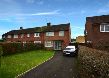 Thumbnail 3 bedroom end terrace house for sale in Virginia Way, Reading, Berkshire