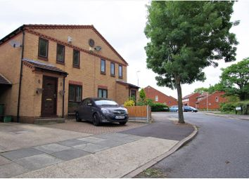 Thumbnail 3 bed semi-detached house for sale in Courtland Grove, London