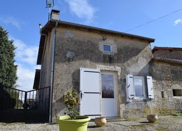 Thumbnail 1 bed property for sale in Nanteuil En Vallee, Poitou-Charentes, 16700, France