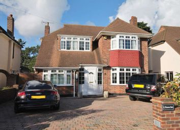 Thumbnail 4 bed detached house to rent in Wendover Drive, New Malden, Greater London