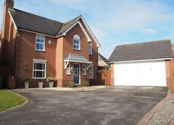 Thumbnail 4 bedroom detached house for sale in Levellers Way, Coddington, Newark