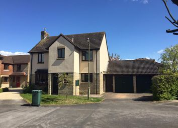 Thumbnail 4 bed detached house for sale in Tangmere Close, Launton Meadows