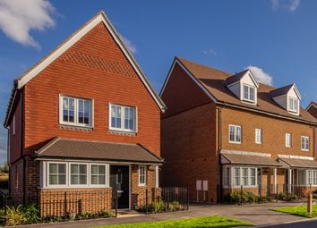 """Thumbnail 3 bed property for sale in """"The Sherwood"""" at Reigate Road, Hookwood, Horley"""