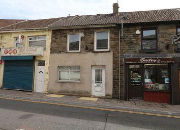 Thumbnail 4 bedroom terraced house for sale in Duffryn Street, Ferndale, Rhondda, Cynon, Taff