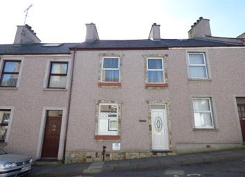Thumbnail 3 bed terraced house for sale in St. Cybi Street, Holyhead, Anglesey