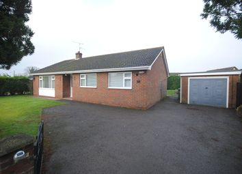 Thumbnail 3 bed detached bungalow to rent in Prospect Road, Market Drayton
