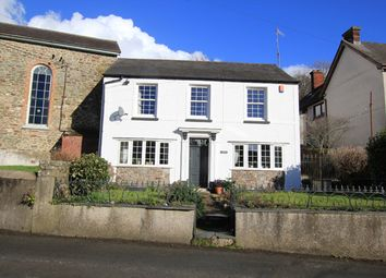 Thumbnail 4 bed detached house for sale in Water Lane, Llansteffan, Carmarthenshire