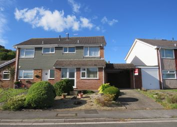 Thumbnail 3 bed semi-detached house for sale in Wetlands Lane, Portishead, Bristol