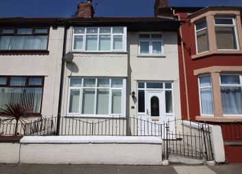Thumbnail 3 bed terraced house for sale in Brewster Street, Bootle