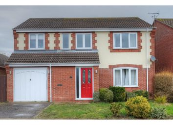 Thumbnail 4 bed detached house for sale in Whimbrel Drive, Bradwell