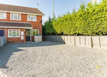 3 bed semi-detached house for sale in Hyacinth Close, Poole, Dorset BH17
