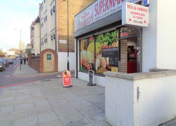 Thumbnail Retail premises to let in Homerton High Street, Homerton/Hackney