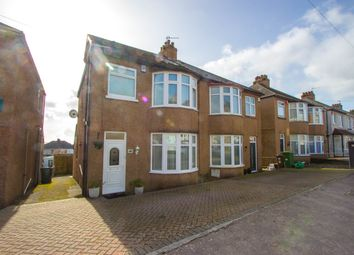 4 bed semi-detached house for sale in North Down Road, Beacon Park, Plymouth PL2