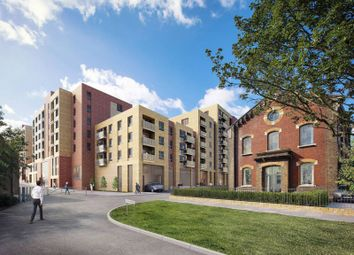 Thumbnail 1 bed flat for sale in Smithfield Square, Crouch End
