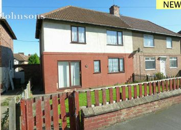 Thumbnail 3 bed semi-detached house for sale in Fourth Avenue, Woodlands, Doncaster.