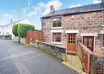 Thumbnail 1 bed cottage for sale in Washerwall Lane, Werrington, Stoke-On-Trent
