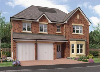"""Thumbnail 5 bed detached house for sale in """"Buttermere"""" at Dalkeith"""