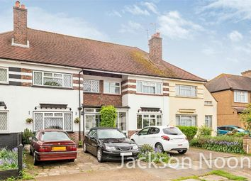Thumbnail 3 bed terraced house for sale in Meadowview Road, West Ewell, Epsom