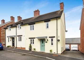 Thumbnail 2 bed semi-detached house for sale in Templecombe, Somerset, .