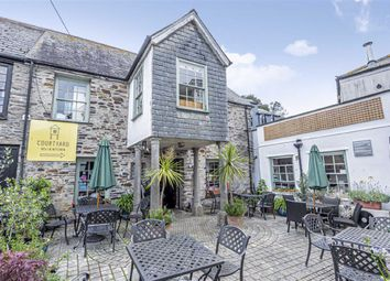 Thumbnail Restaurant/cafe for sale in Courtyard Deli And Kitchen, 2, Bells Court, Falmouth, Cornwall