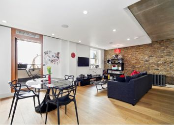 Thumbnail 2 bed flat to rent in Centric Close, Oval Road, London