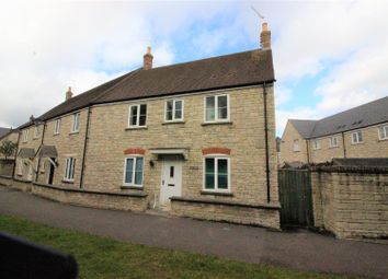 Thumbnail 3 bedroom end terrace house for sale in Caradon Walk, Swindon