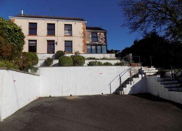 Thumbnail 4 bed detached house for sale in Penygraig Road, Alltwen, Pontardawe, Swansea