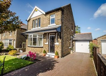 Thumbnail 3 bed detached house for sale in Broughton Road, Crosland Moor, Huddersfield, West Yorkshire